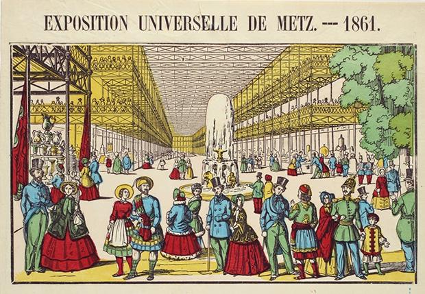 Exposition universelle de Metz 1861