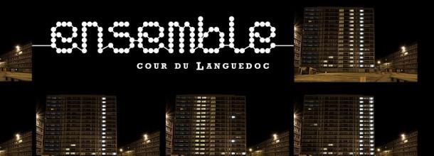 Ensemble Cour du Languedoc, les habitants font le spectacle !