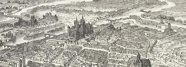 Le passage de la cathédrale
