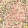 Deux plans de Metz sous le proconsulat de Belle-Isle