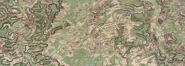 La cartographie de Metz et de la Moselle