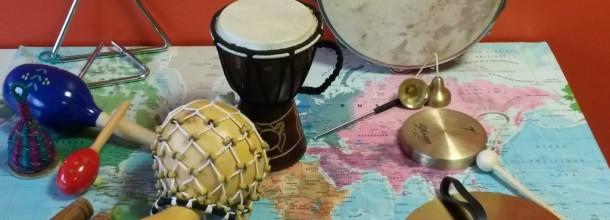 La percussion dans tous ses états